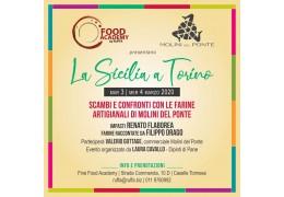 La Sicilia a Torino 3 e 4 marzo 2020